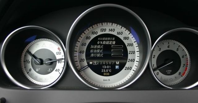 2012 M-Benz C-Class Coupe C350 BlueEFFICIENCY  第7張相片