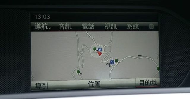 2012 M-Benz C-Class Coupe C350 BlueEFFICIENCY  第8張相片