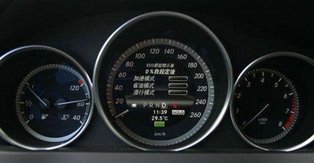 2012 M-Benz C-Class Estate C180 BlueEFFICIENCY Classic  第10張相片