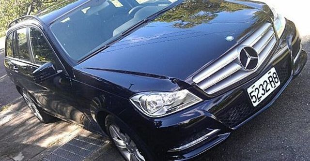 2012 M-Benz C-Class Estate C220 CDI BlueEFFICIENCY Classic  第1張相片