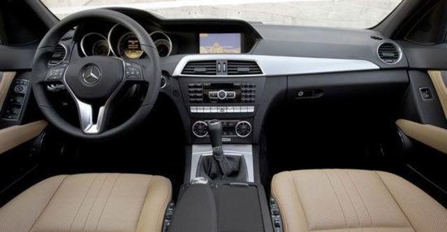 2012 M-Benz C-Class Sedan C200 BlueEFFICIENCY Avantgarde  第6張相片