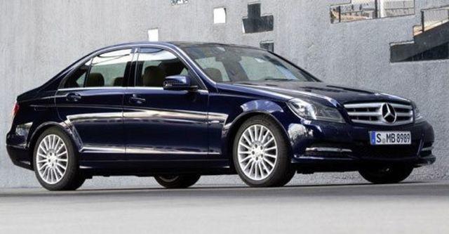 2012 M-Benz C-Class Sedan C300 BlueEFFICIENCY Avantgarde  第2張相片