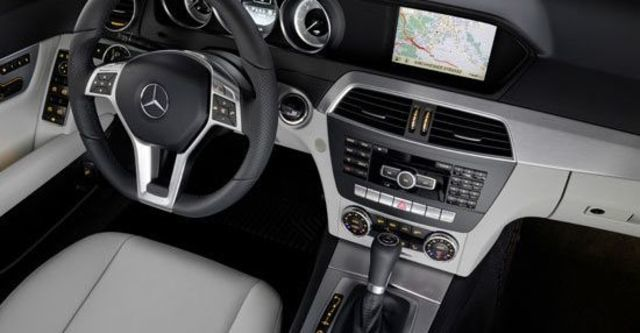 2012 M-Benz C-Class Sedan C300 BlueEFFICIENCY Avantgarde  第4張相片