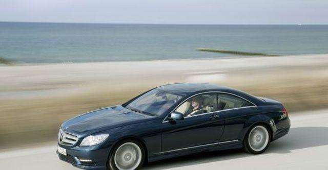 2012 M-Benz CL-Class CL500 BlueEFFICIENCY  第3張相片
