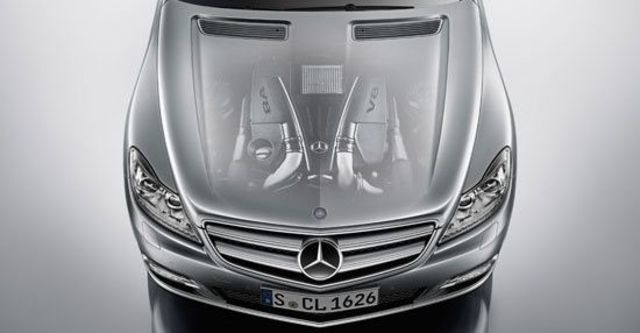 2012 M-Benz CL-Class CL500 BlueEFFICIENCY  第5張相片