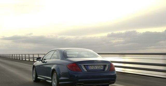 2012 M-Benz CL-Class CL500 BlueEFFICIENCY  第7張相片