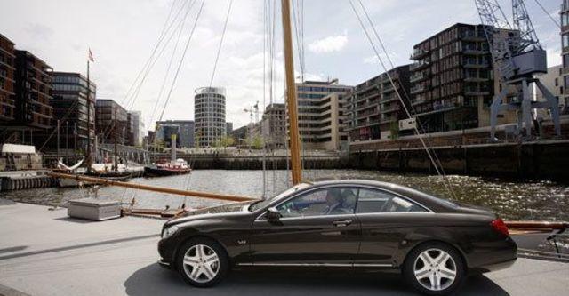 2012 M-Benz CL-Class CL600  第1張相片