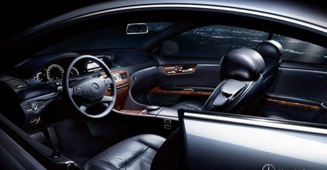 2012 M-Benz CL-Class CL600  第4張相片