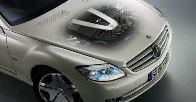 2012 M-Benz CL-Class CL600  第5張相片
