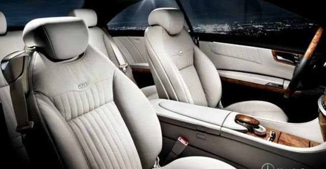 2012 M-Benz CL-Class CL600  第6張相片