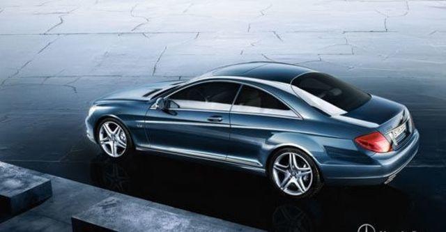 2012 M-Benz CL-Class CL600  第7張相片