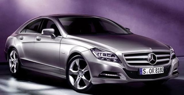 2012 M-Benz CLS-Class CLS350 BlueEFFICIENCY  第6張相片