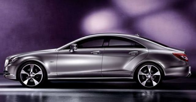 2012 M-Benz CLS-Class CLS350 BlueEFFICIENCY  第7張相片