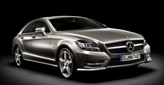 2012 M-Benz CLS-Class CLS350 BlueEFFICIENCY AMG  第1張相片