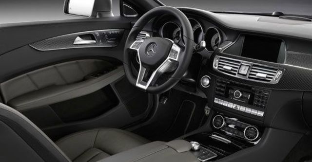 2012 M-Benz CLS-Class CLS350 BlueEFFICIENCY AMG  第4張相片