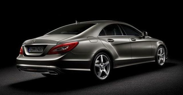 2012 M-Benz CLS-Class CLS350 BlueEFFICIENCY AMG  第7張相片