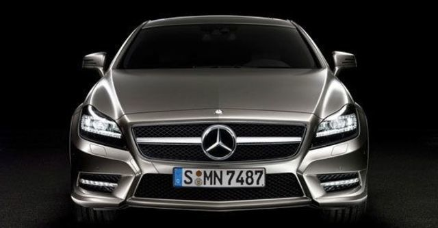 2012 M-Benz CLS-Class CLS350 BlueEFFICIENCY AMG  第8張相片