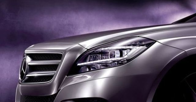 2012 M-Benz CLS-Class CLS350 BlueEFFICIENCY AMG  第9張相片