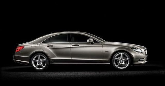 2012 M-Benz CLS-Class CLS350 BlueEFFICIENCY AMG  第10張相片