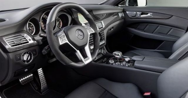 2012 M-Benz CLS-Class CLS63 AMG  第6張相片
