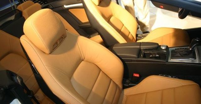 2012 M-Benz E-Class Cabriolet E350 BlueEFFICIENCY  第4張相片