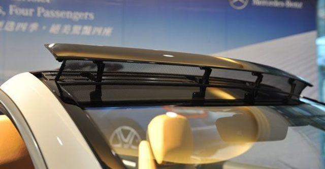 2012 M-Benz E-Class Cabriolet E350 BlueEFFICIENCY  第8張相片