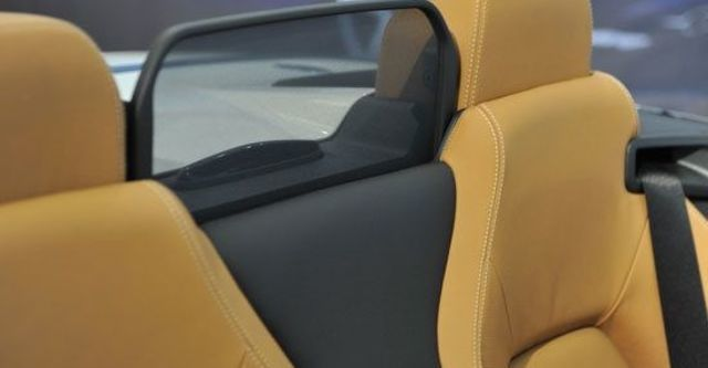 2012 M-Benz E-Class Cabriolet E350 BlueEFFICIENCY  第11張相片