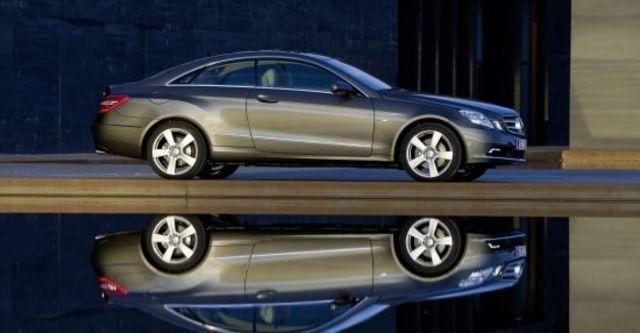 2012 M-Benz E-Class Coupe E250 BlueEFFICIENCY  第6張相片