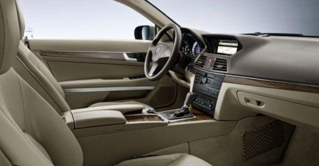 2012 M-Benz E-Class Coupe E250 BlueEFFICIENCY  第7張相片