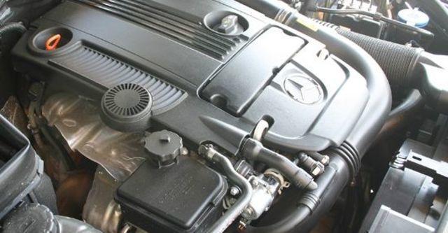 2012 M-Benz E-Class Coupe E250 BlueEFFICIENCY  第8張相片