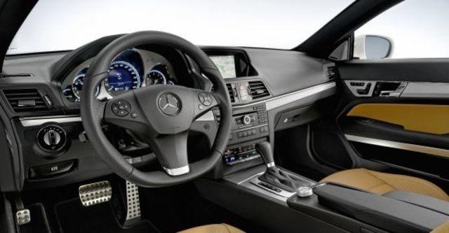 2012 M-Benz E-Class Coupe E350 BlueEFFICIENCY  第5張相片
