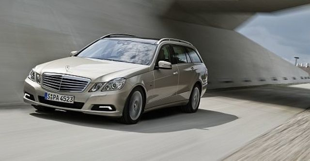 2012 M-Benz E-Class Estate E250 BlueEFFICIENCY  第1張相片