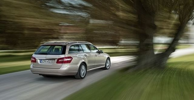 2012 M-Benz E-Class Estate E250 BlueEFFICIENCY  第5張相片