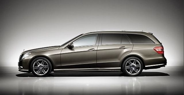 2012 M-Benz E-Class Estate E250 BlueEFFICIENCY  第6張相片