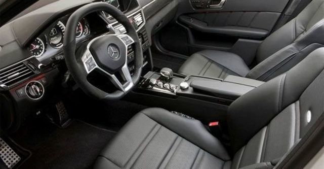 2012 M-Benz E-Class Estate E63 AMG  第4張相片