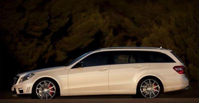 2012 M-Benz E-Class Estate E63 AMG  第10張相片
