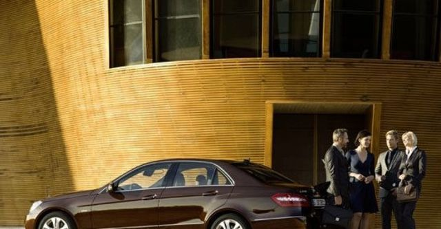 2012 M-Benz E-Class Sedan E250 BlueEFFICIENCY Avantgarde  第6張相片