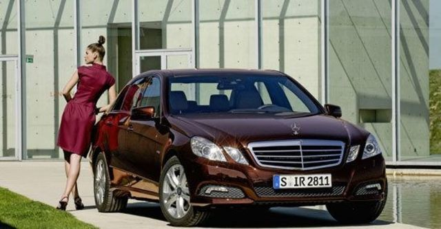 2012 M-Benz E-Class Sedan E250 BlueEFFICIENCY Avantgarde  第7張相片