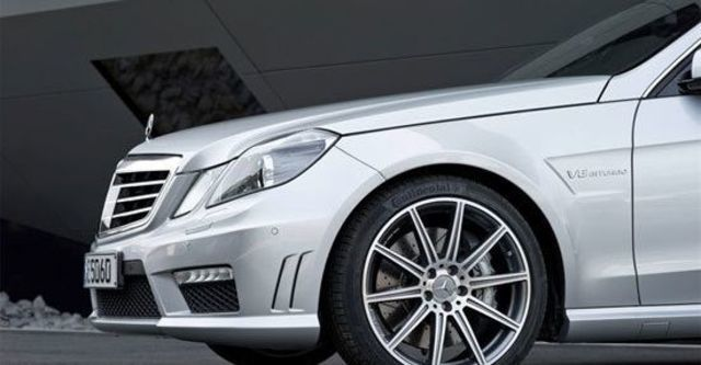 2012 M-Benz E-Class Sedan E63 AMG  第8張相片