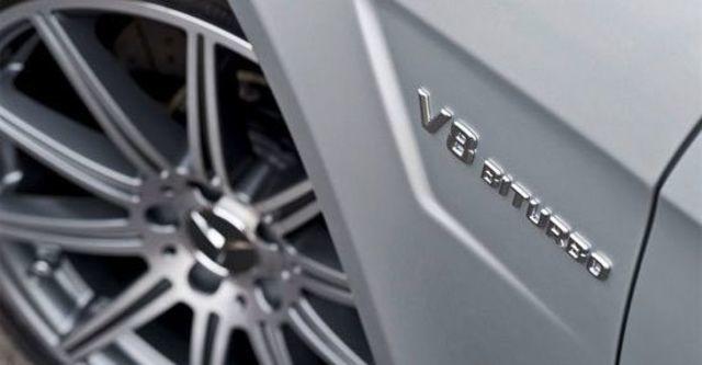 2012 M-Benz E-Class Sedan E63 AMG  第9張相片