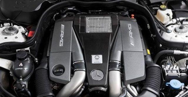 2012 M-Benz E-Class Sedan E63 AMG  第10張相片