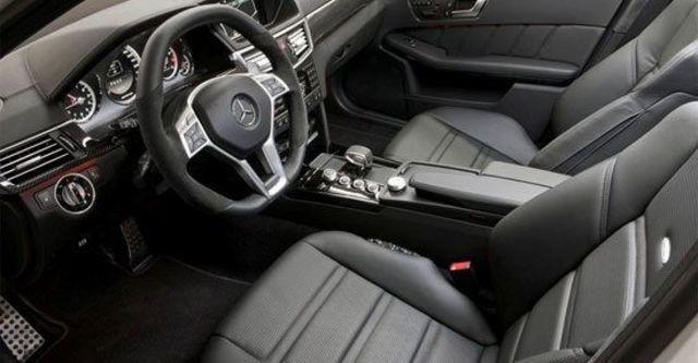 2012 M-Benz E-Class Sedan E63 AMG  第11張相片