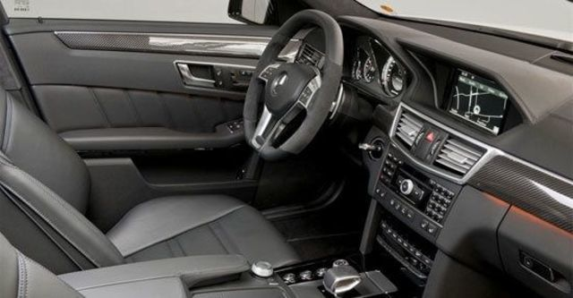 2012 M-Benz E-Class Sedan E63 AMG  第12張相片