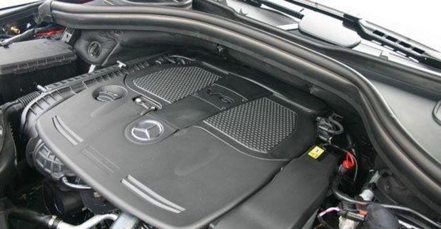 2012 M-Benz M-Class ML350 BlueEFFICIENCY 4MATIC  第4張相片