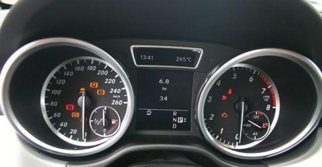 2012 M-Benz M-Class ML350 BlueEFFICIENCY 4MATIC  第7張相片