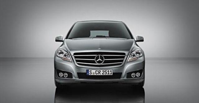 2012 M-Benz R-Class R350 CDI 4MATIC L  第5張相片
