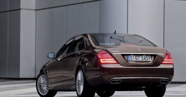 2012 M-Benz S-Class S600L  第3張相片