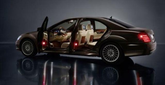 2012 M-Benz S-Class S600L  第4張相片