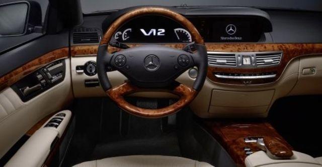 2012 M-Benz S-Class S600L  第6張相片