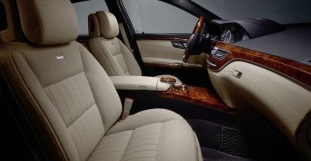 2012 M-Benz S-Class S600L  第8張相片